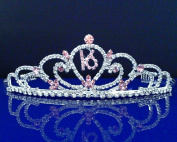 Sweet 16 Birthday Tiara 50695
