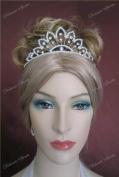 . Rhinestone Princess Bridal Prom Bridesmaids Tiara Wedding Bridal Crown