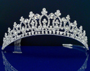 Wedding Bridal Tiara 1903D6