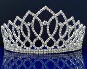 SC Bridal Wedding Tiara Crown 99060