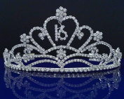 SC Sweet 16 Birthday Tiara 5211S9