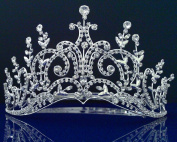 SC Bridal Wedding Tiara Crowns 52569
