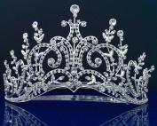 SC Bridal Wedding Tiara Crowns 52569