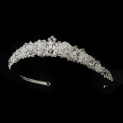 Faith. Crystal & Rhinestone Wedding Bridal Tiara
