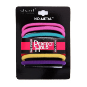 DCNL Extra Thick Hair Elastics in Assorted Colours