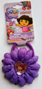 DORA THE EXPLORER FLOWER HAIR PONY WITH CHARM