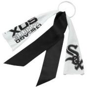 Chicago White Sox Ribbon Ponytail Holder