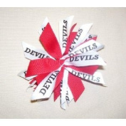 Ultimate Scrunchie - Devils and Red 37 available