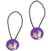 NCAA LSU Tigers Ladies Hair Ponytail Holder