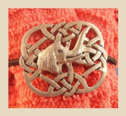 Celtic 'Elephant' - Pony Tail Holder