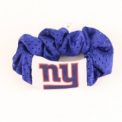 New York Giants Pony Tail Holder - Blue