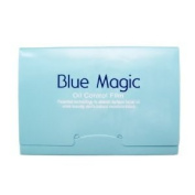 Darkness Blue Magic Oil Control Film 50 Sheets - Made in Korea
