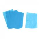 Lady Cosmetic Facial Oil Blotting Paper Sheets 100 Pcs Rosebrown Blue