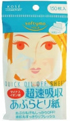 Kose Softymo Oil Blotting Paper Minus Ion