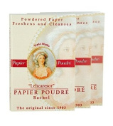 12 book box (65 sheets in each book) by Papier Poudre- Rachel