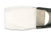Pro White Acrylic Brush Flat 6