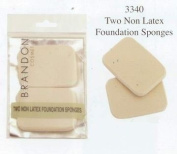 Brandon Non-latex Foundation Sponge 3340