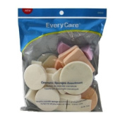EveryCare Cosmetic Sponges Assortment