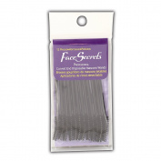 Face Secrets Curved End Disposable Mascara Wands