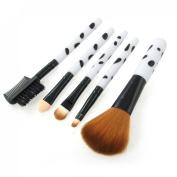 13cm 1 Makeup Tool Set Blusher Brush Eyebrow Comb Eyeshadow Applicator