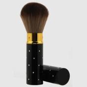Rhinestone Handle Makeup Brushes Blush Powder Cheek Brush Cosmetic Tools