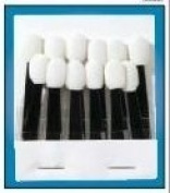 Total Beauty Makeup Applicators - 24 Pack