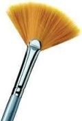 Jacksons Silverline Watercolour Brush : Series 989 Fan : Size 10
