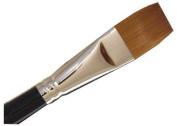 1 Flat Jackson's Studio Synthetic Watercolour Brush