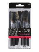 Essential Tools 11 Piece Studio Brush Set, 260ml