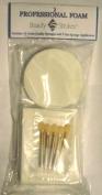 Beauty Strokes Professional Cosmetic Foam & Sponges Applicator Kit