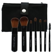 Brigette's Boutique Synthetic 7 pc Travel Brush Set