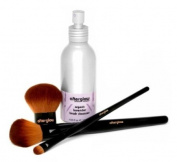 Organic Infused Lavender Brush Cleanser