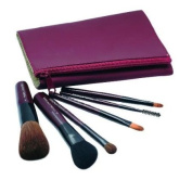 Travel Strokes by Beauty Strokes - 6 brush set w/ pouch