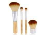 4 pcs EcoTools Bamboo Handle Brushes