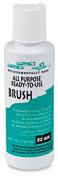 EZ Air All Purpose Soy Brush Cleaner RTU Bottle, 120ml