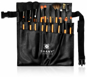 Shany Cosmetics Makeup Brush Set for Professionals Set of 18 Pro Brushes