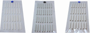 Eyelash Perming Rod Pack Curler Stick L, M, S Size