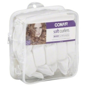 Conair Soft Curlers, Body & Bounce, 24 ea