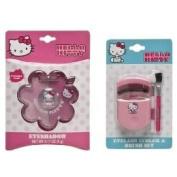 Hello Kitty Shadow, Eyelash Curler & Brush Set