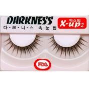 Darkness False Eyelashes Xup2