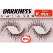 Darkness False Eyelashes K-ma 1