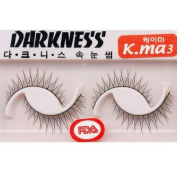 Darkness False Eyelashes K-ma 3