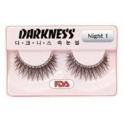 Darkness False Eyelashes Night 1