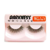 Darkness False Eyelashes Water Line 1