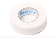 Micropore Tape 3M for Eyelash Extensions - Medical Tape Supply QTY:2