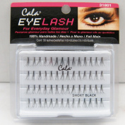 Cala Eyelash (56 Lashes) - Short Black 31801