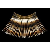 Eyelashes Gold Jumbo