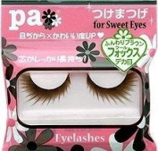 Dear Laura Pa Brown Eyelashes