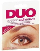 Duo Water Proof Eyelash Adhesive, Dark Tone - 5ml