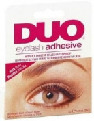 Duo Water Proof Eyelash Adhesive, Dark Tone - 5ml